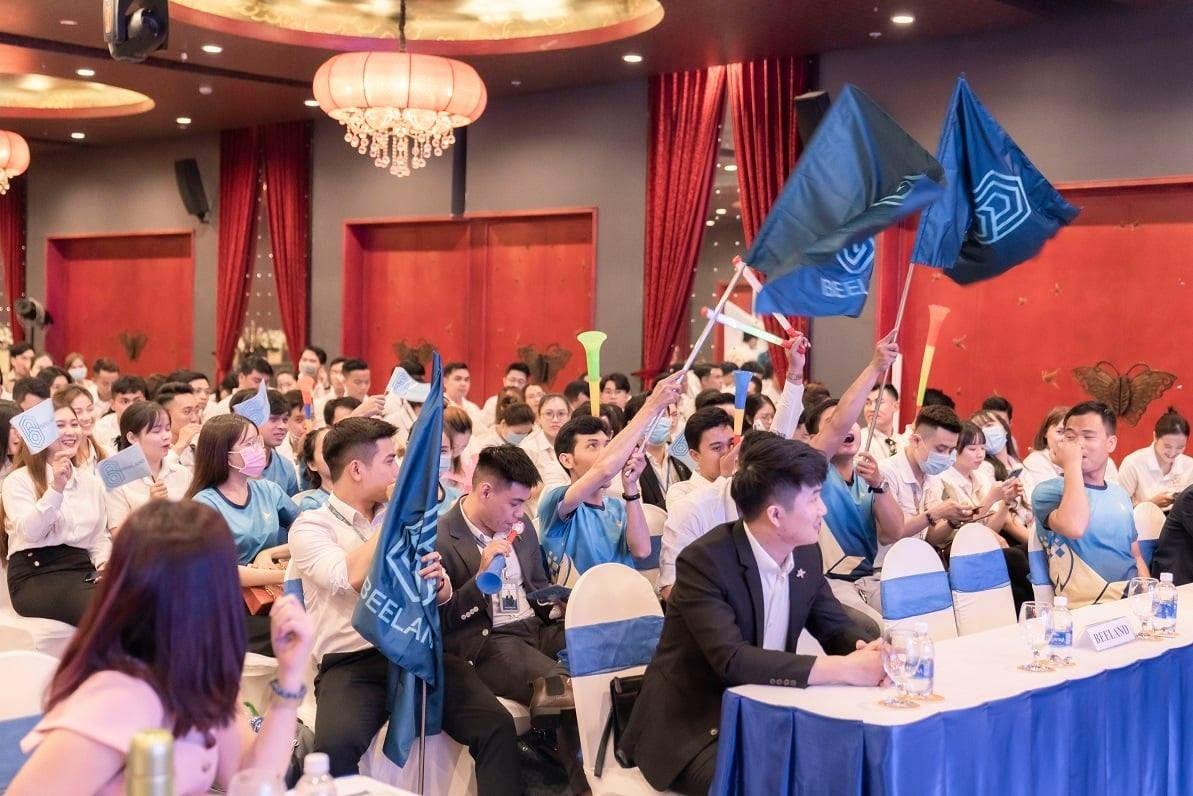Sự kiện thu hút hơn 300 chiến binh kinh doanh