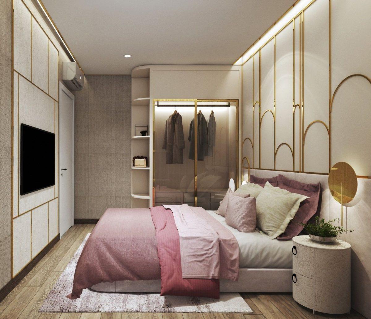 2br Bedroom 1 V2
